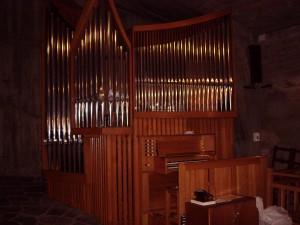 orgue du temple