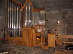 """""""L'orgue,"""